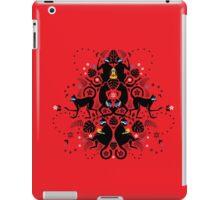 year of the monkey iPad Case/Skin