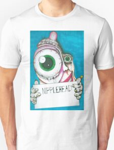 Nipple Head Unisex T-Shirt