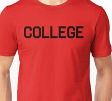College | Animal House Shirt Unisex T-Shirt