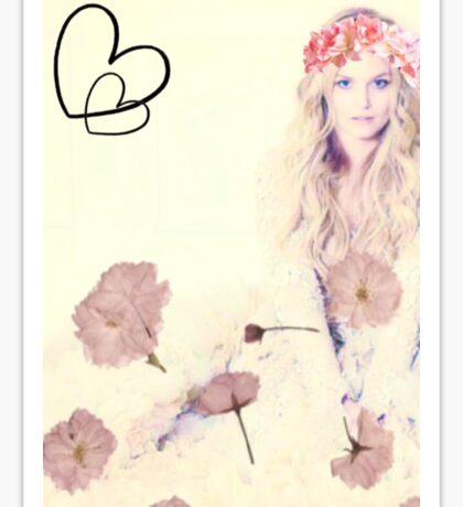 Jennifer Morrison Sticker Sticker