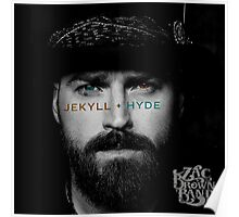 ZAC BROWN JEKYLL + HYDE BAND Poster