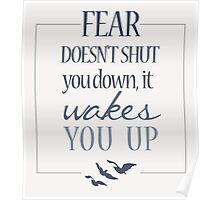 Fear | Divergent  Poster