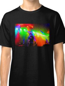 Rainbow Music - Trombone Solo in the Limelight Classic T-Shirt
