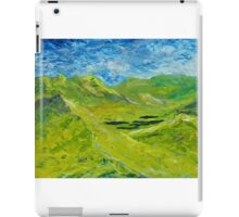 The Lakes of Killarney iPad Case/Skin
