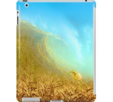 Wheat Wave iPad Case/Skin