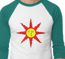 Solaire of Astora - DS Men's Baseball ¾ T-Shirt