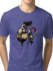 Ornstein & Smough - DS Tri-blend T-Shirt