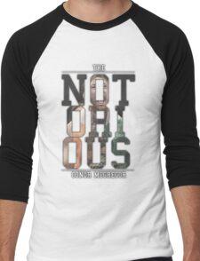 ''The Notorious'' Conor Mcgregor Men's Baseball ¾ T-Shirt
