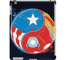 THE 2 SIDES OF THE WAR iPad Case/Skin