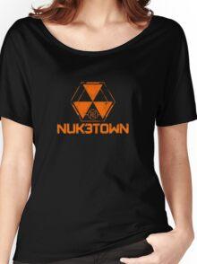 CoD Nuketown Bo 3 Logo Women's Relaxed Fit T-Shirt