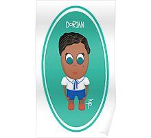 "Meet Dorian from ""The Nomadics"" Poster"