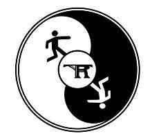 The Runaway Logo Photographic Print