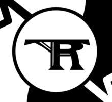 The Runaway Logo Sticker