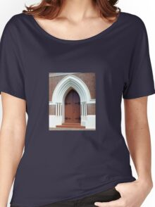 St Pauls Anglican Church      Maryborough Qld Women's Relaxed Fit T-Shirt