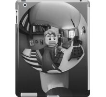 Hand With Reflecting Sphere - Lego® version iPad Case/Skin