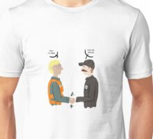 Matt and Wendy Unisex T-Shirt