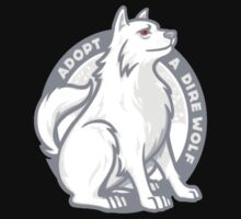 ADOPT A DIRE WOLF by NikeJonh12