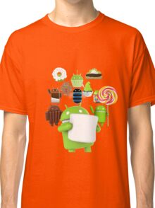 11 Androids Classic T-Shirt