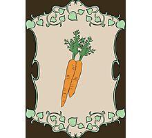 Gardener's Delight | Carrots Photographic Print