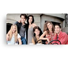 Friends Cast Canvas Print