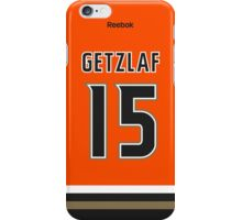 Anaheim Ducks Ryan Getzlaf Alternate Jersey Back Phone Case iPhone Case/Skin