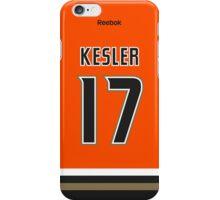 Anaheim Ducks Ryan Kesler Alternate Jersey Back Phone Case iPhone Case/Skin