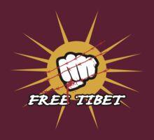 Free Tibet by yanmos