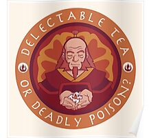 Delectable Tea or Deadly Poison (Light) Poster