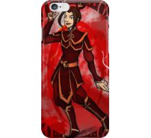 Avatar: The Last Airbender, Azula iPhone Case/Skin