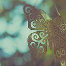 Bokeh With Butterfly Wings by Honey Malek