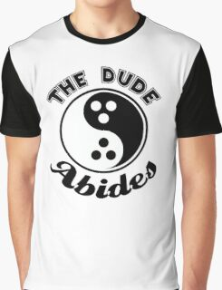 The Dude Abides Graphic T-Shirt