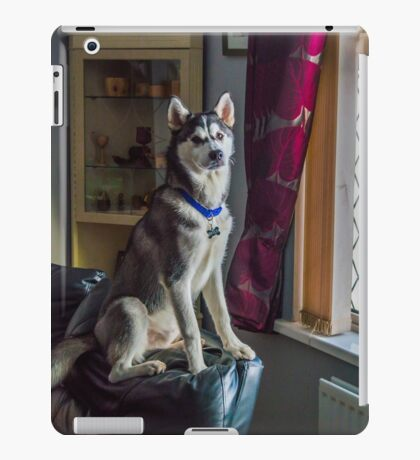 Boss of the House iPad Case/Skin