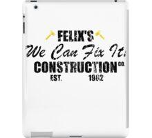 Felix's Construction Co iPad Case/Skin