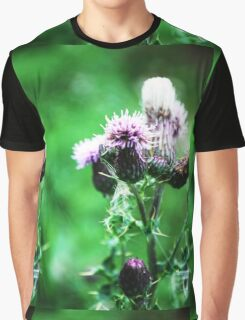 Thistle-in' a Second Tune Graphic T-Shirt