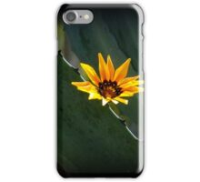 Beautiful Parasite Flower On An Agave iPhone Case/Skin