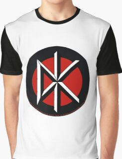 Retro Punk Restyling Dead kennedys Graphic T-Shirt