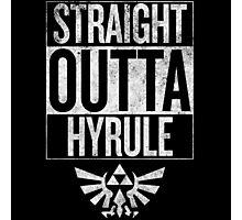 The Legend of Zelda Photographic Print