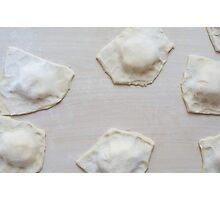 Raw Baratfule Sweet Pastry Photographic Print