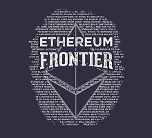 Ethereum Frontier (blue base) Unisex T-Shirt