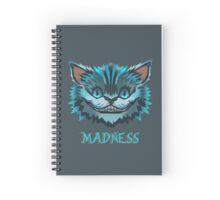 Madness Spiral Notebook