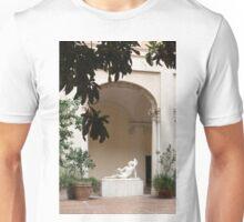 Courtyard Treasures - Wandering Around in Rome, Italy Unisex T-Shirt