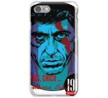 CHICO MONTANA iPhone Case/Skin