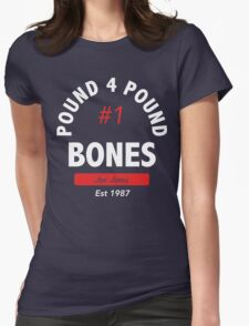 Jon Jones (NL) Womens Fitted T-Shirt