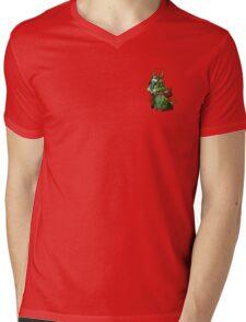 Nature's Prophet w/ Shagbark Pocket T-Shirt - DOTA 2 Mens V-Neck T-Shirt