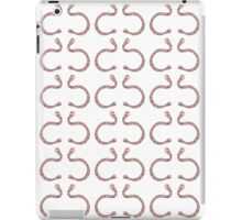 Pair of Earthworms iPad Case/Skin