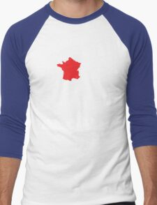 The French Connection Men's Baseball ¾ T-Shirt