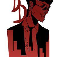Daredevil by Dani Dungeon