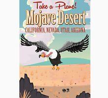 Mojave Desert cartoon vacation poste Classic T-Shirt