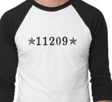 Bay Ridge, Brooklyn (NYC) Men's Baseball ¾ T-Shirt