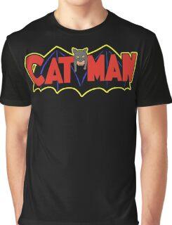 Catman Graphic T-Shirt